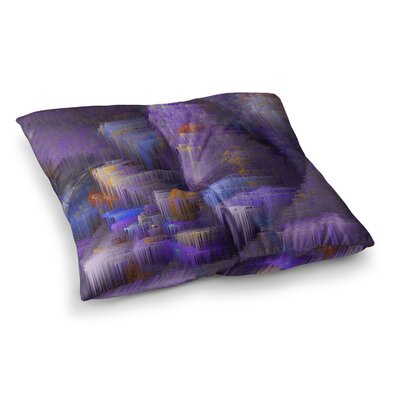 Michael Sussna Mountain Majesty Square Floor Pillow Size: 26 x 26