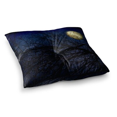Sylvia Coomes Moon Celestial Square Floor Pillow Size: 26 x 26