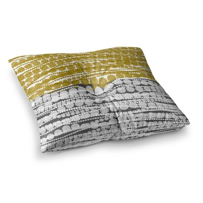 Trebam Niska Digital Square Floor Pillow Size: 23 x 23