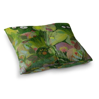 Marianna Tankelevich Jungle Square Floor Pillow Size: 26 x 26