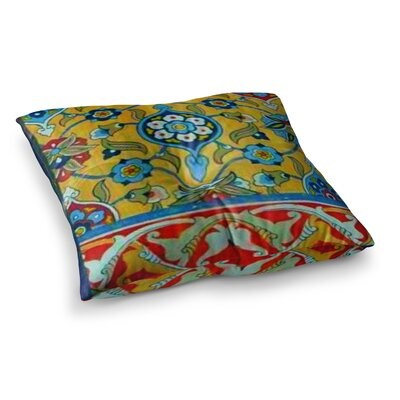 S Seema Z Persian Mood Square Floor Pillow Size: 23 x 23