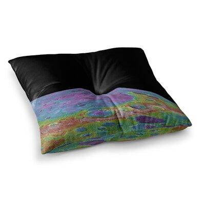Trebam Pacio Digital Square Floor Pillow Size: 23 x 23