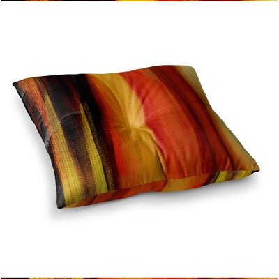 Theresa Giolzetti Firework Square Floor Pillow Size: 26 x 26