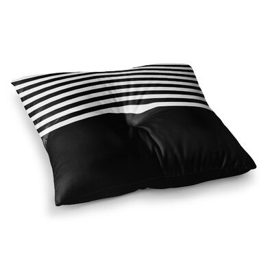 Trebam Roletna Square Floor Pillow Size: 26 x 26