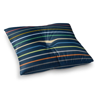 Trebam Tanak Square Floor Pillow Size: 23 x 23