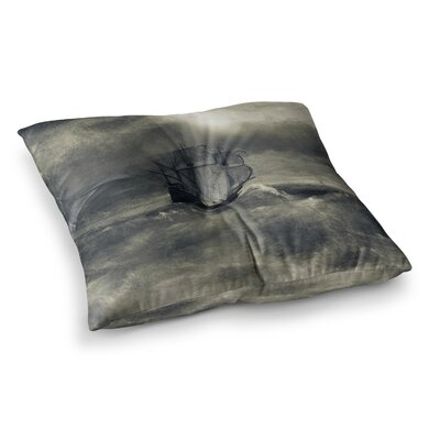 Theresa Giolzetti Square Floor Pillow Size: 26 x 26
