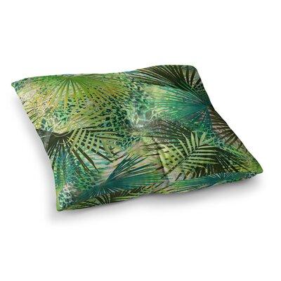 Victoria Krupp Animal Jungles Digital Square Floor Pillow Size: 26 x 26