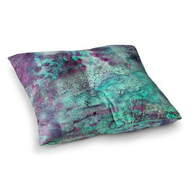 Sylvia Cook Think Outside the Box Square Floor Pillow Size: 26 x 26