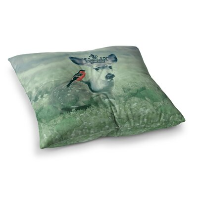 Suzanne Carter The Night Meadow Square Floor Pillow Size: 23 x 23