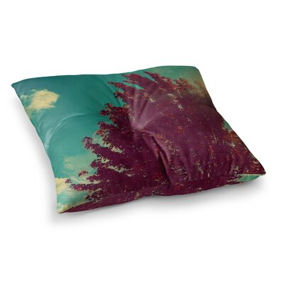 Robin Dickinson Change is Beautiful Square Floor Pillow Size: 26 x 26