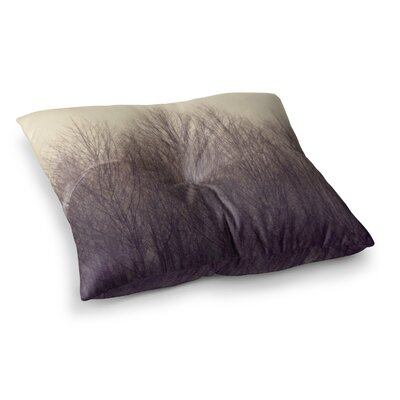 Robin Dickinson Forest Square Floor Pillow Size: 23 x 23