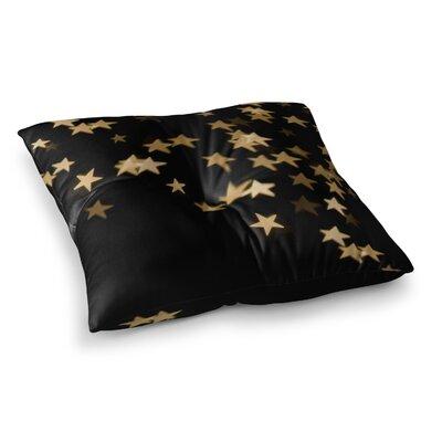 Skye Zambrana Twinkle Square Floor Pillow Size: 26 x 26