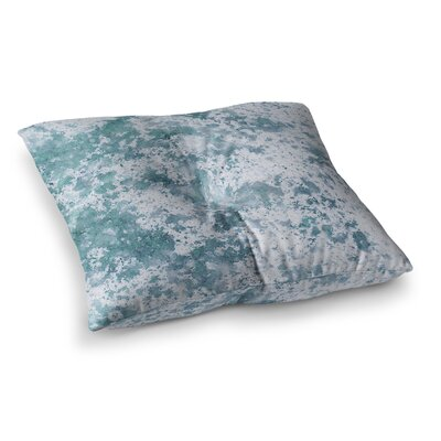 Will Wild Frost Square Floor Pillow Size: 23 x 23