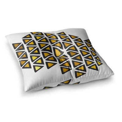 Pom Graphic Design Inca Tribe Square Floor Pillow Size: 23 x 23