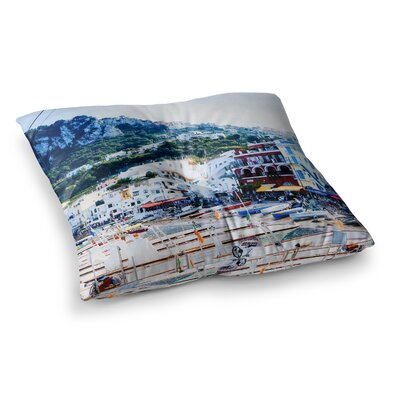 Violet Hudson Amalfi Edge Square Floor Pillow Size: 23 x 23