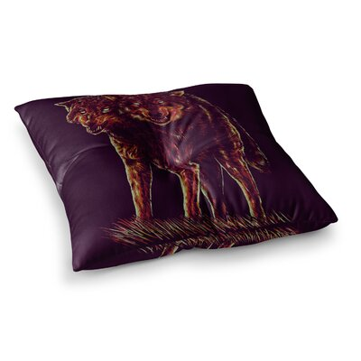 BarmalisiRTB 2 Head Square Floor Pillow Size: 26 x 26