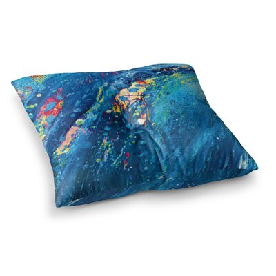 Viviana Gonzalez Chapter III Ship Square Floor Pillow Size: 26 x 26
