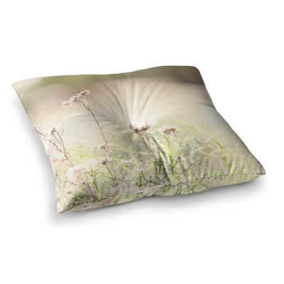 Sylvia Coomes Shimmering Light Floor Pillow Size: 23 x 23