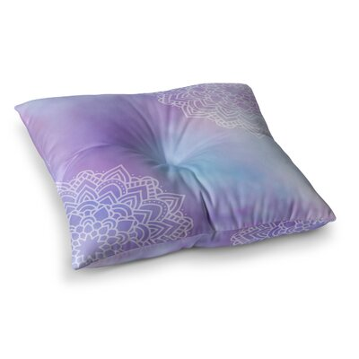 Sylvia Cook Something Digital Square Floor Pillow Size: 26 x 26