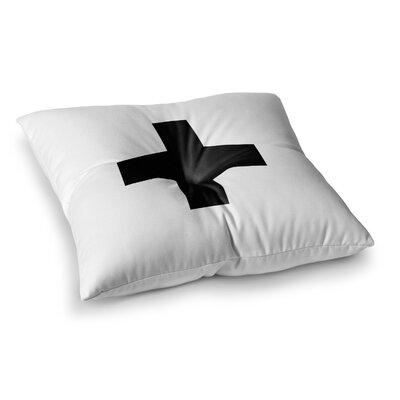 Trebam Plus V.2 Square Floor Pillow Size: 23 x 23