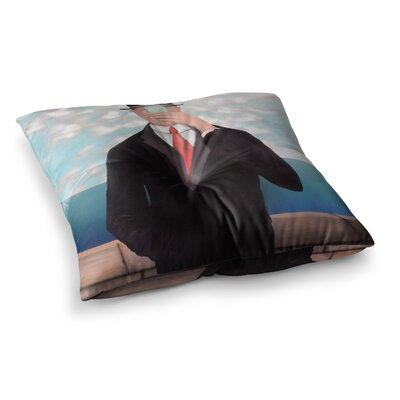 Theresa Giolzetti The Son Of Apple Square Floor Pillow Size: 26
