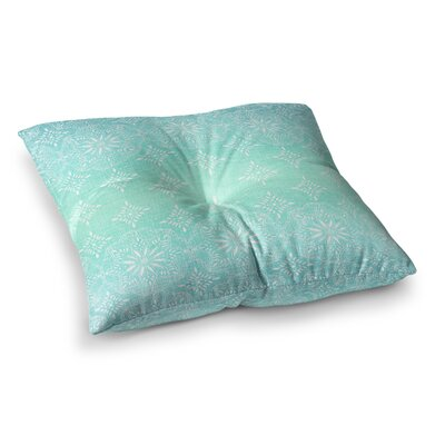 Suzie Tremel Medallion Ombre Square Floor Pillow Size: 23 x 23