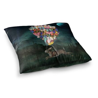 Rebecca Fischer Nemo Horse Square Floor Pillow Size: 23 x 23