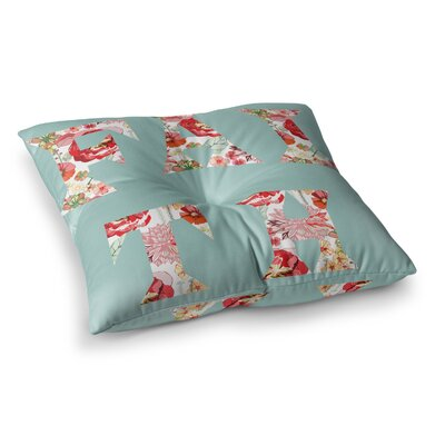 Suzanne Carter Faith Square Floor Pillow Size: 26 x 26