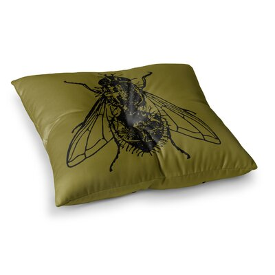 Alias Too Fly Square Floor Pillow Size: 23 x 23