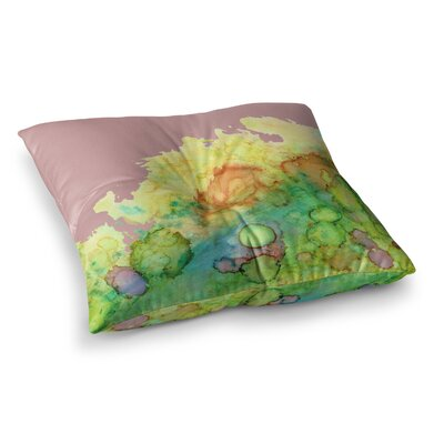 Rosie Brown Sea Life III Square Floor Pillow Size: 23 x 23