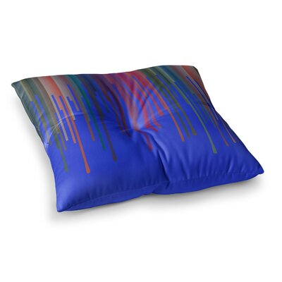 Trebam Vosak Square Floor Pillow Size: 26 x 26