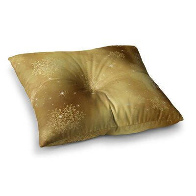 Alias Jupiter Square Floor Pillow Size: 23 x 23