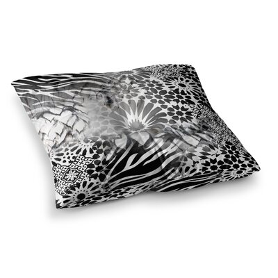 Zara Martina Mansen Drop of Memphis Square Floor Pillow Size: 23 x 23