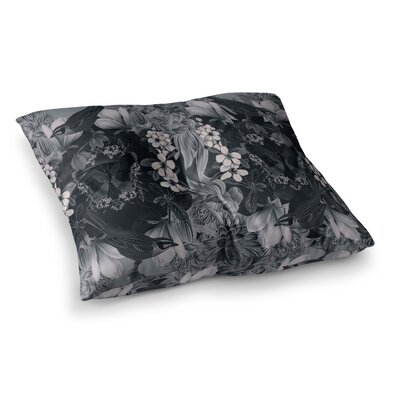 Suzanne Carter Magnolia Cushion Square Floor Pillow Size: 26