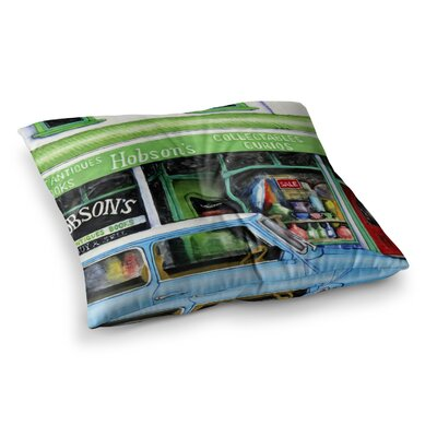 Vinny Thompson Mini Square Floor Pillow Size: 26 x 26