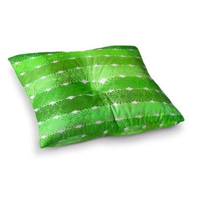 Trebam Metvica Digital Square Floor Pillow Size: 26 x 26