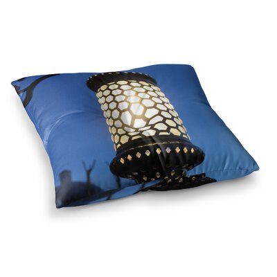 Theresa Giolzetti The Light Of The Roman Empire Square Floor Pillow Size: 23 x 23