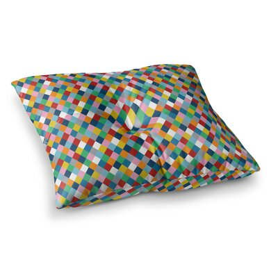 Project M Harlequin Square Floor Pillow Size: 23 x 23