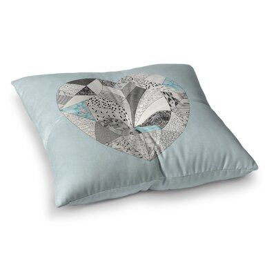Vasare Nar Comheartment Square Floor Pillow Size: 26 x 26