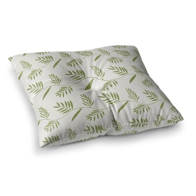 Snap Studio Ferngully Square Floor Pillow Size: 23 x 23