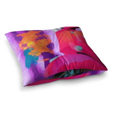 Oriana Cordero Vespa II Square Floor Pillow Size: 26 x 26
