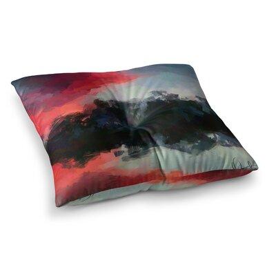 Oriana Cordero Montserrat Square Floor Pillow Size: 23 x 23