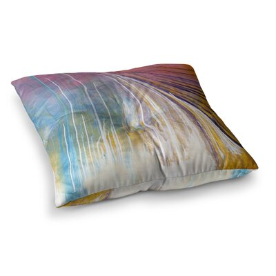 Steve Dix Sway Square Floor Pillow Size: 23 x 23