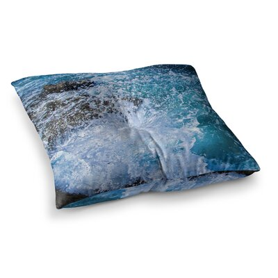 Juan Paolo La Jolla Shores Square Floor Pillow Size: 23 x 23