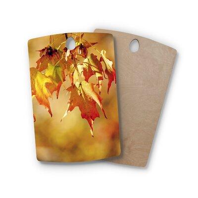 Angie Turner Birchwood Autumn Leaves Vibrant Cutting Board ESRN2502 41754346