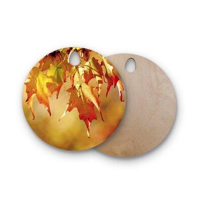 Angie Turner Birchwood Autumn Leaves Vibrant Cutting Board ESRN2502 41754347