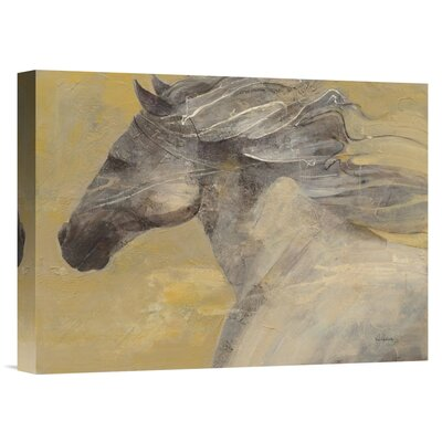 'Into the Wind' Oil Painting Print on Canvas EUHE2169 41976709