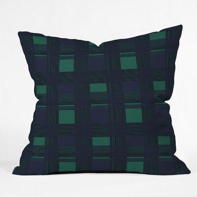 Gabriela Fuente Winter Midnight Euro Pillow