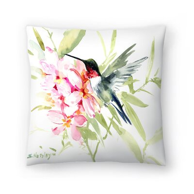 Suren Nersisyan Img123 Throw Pillow Size: 18 x 18