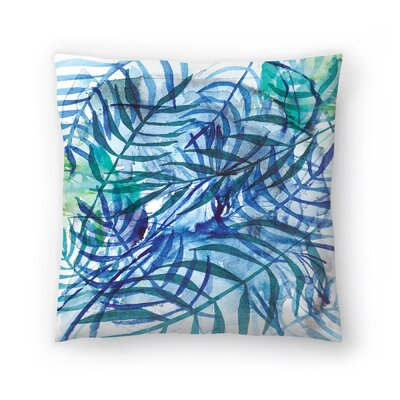 Paula Mills Nature No3 Throw Pillow Size: 20 x 20